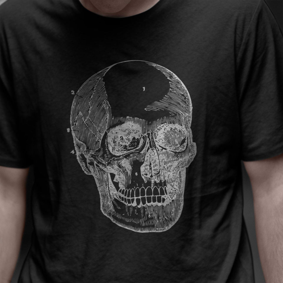 Anatomy SK3 - Short-Sleeve Unisex T-Shirt - SecondSkin Store