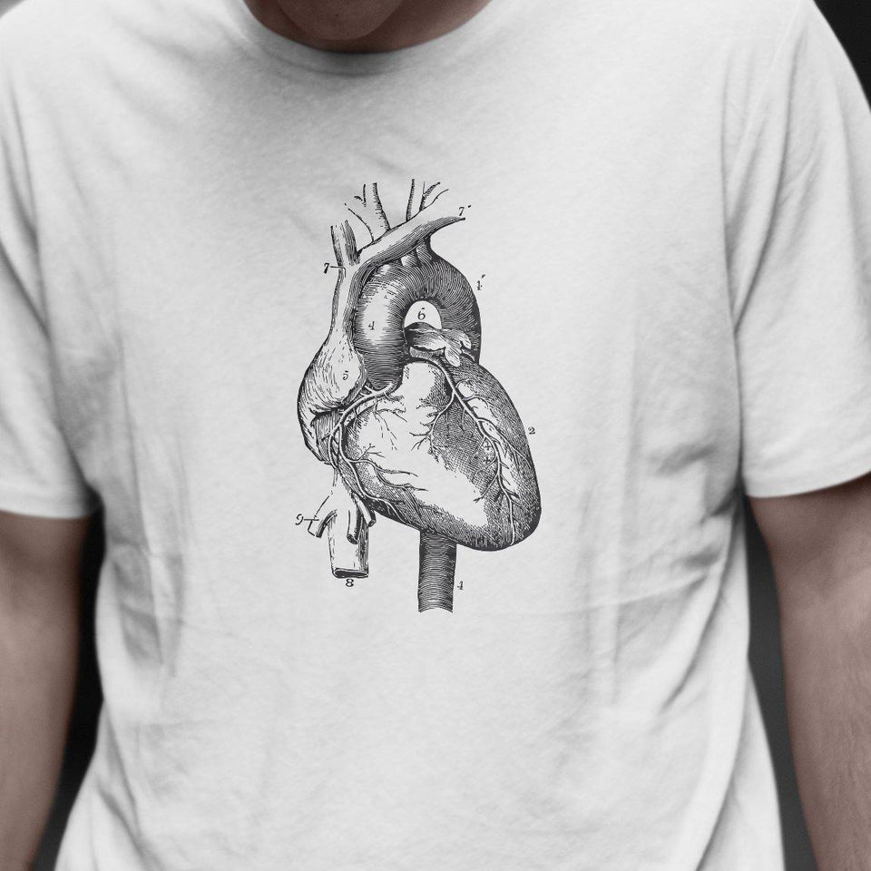 Anatomy SK1 - Short-Sleeve Unisex T-Shirt - SecondSkin Store