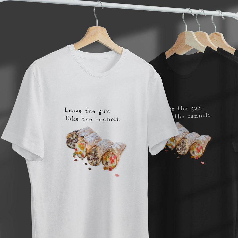 Leave the gun Take the cannoli - SecondSkin Store