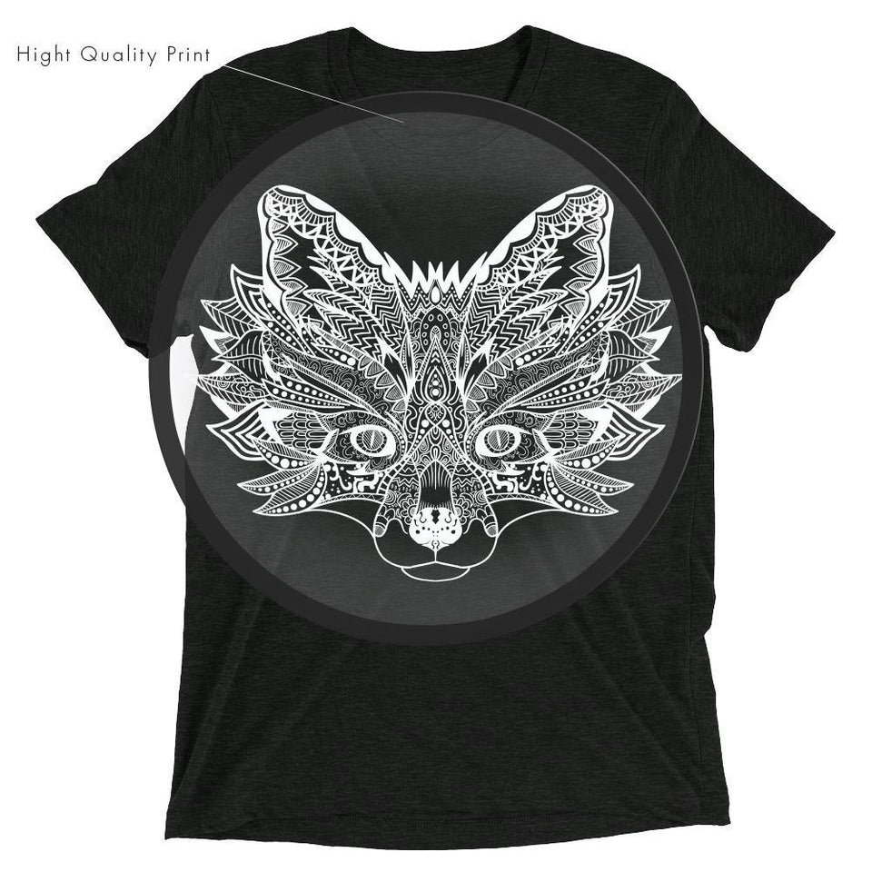 Fox MantraSkin T-Shirt v.1 - SecondSkin Store