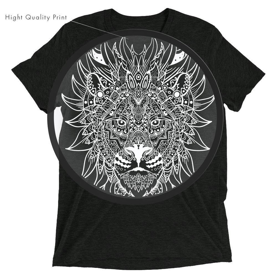 Lion MantraSkin T-Shirt V.1 - SecondSkin Store