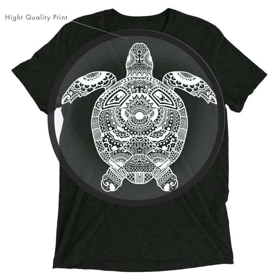 Turtle MantraSkin T-Shirt v.1 - SecondSkin Store