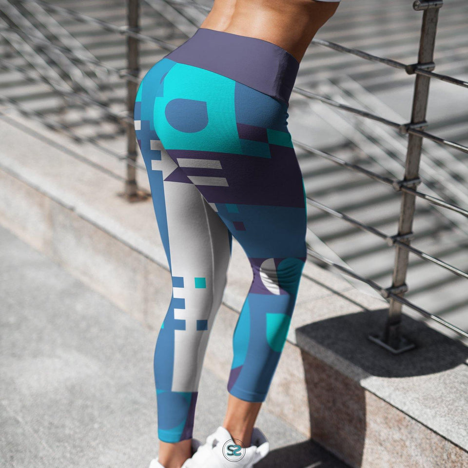 Mondriaz Leggings - SecondSkin Store
