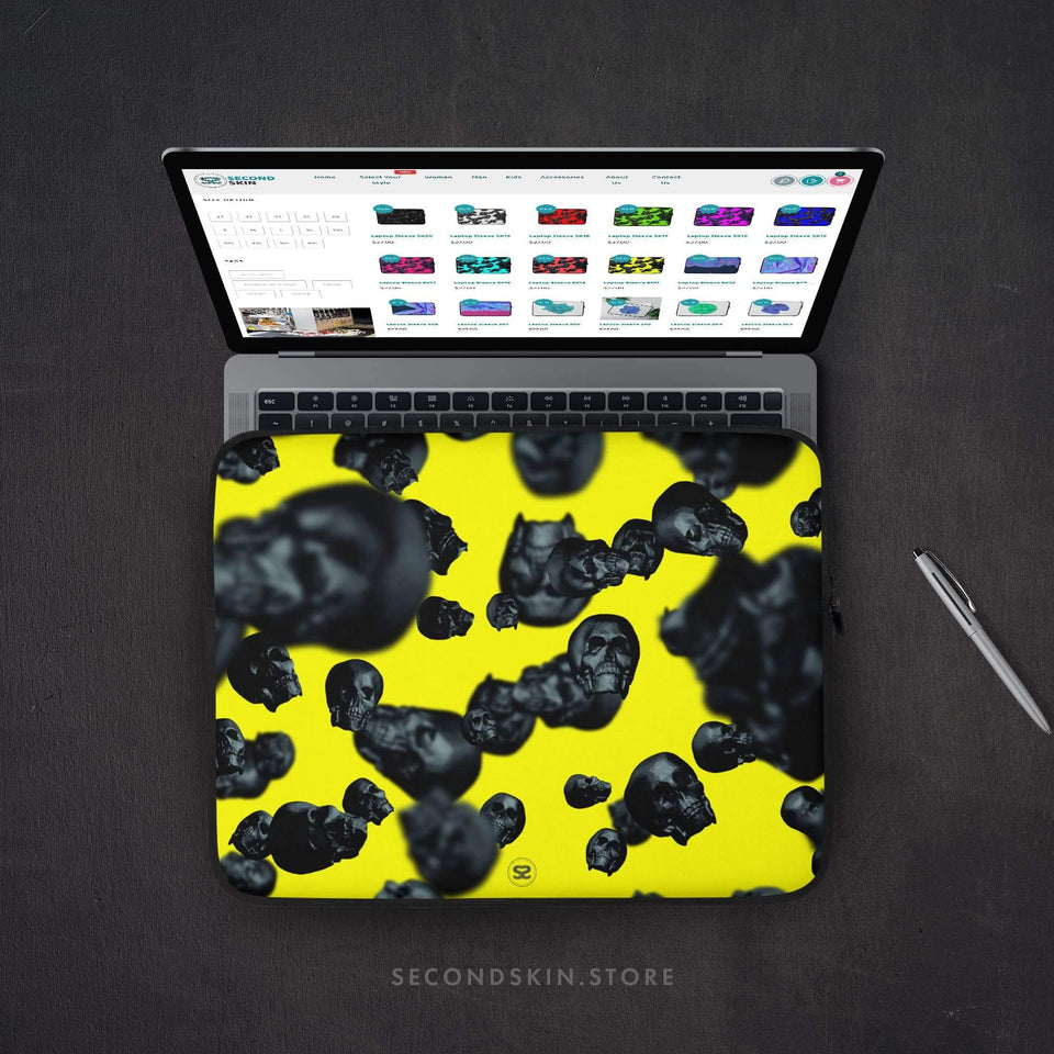 Laptop Sleeve SK11 - SecondSkin Store