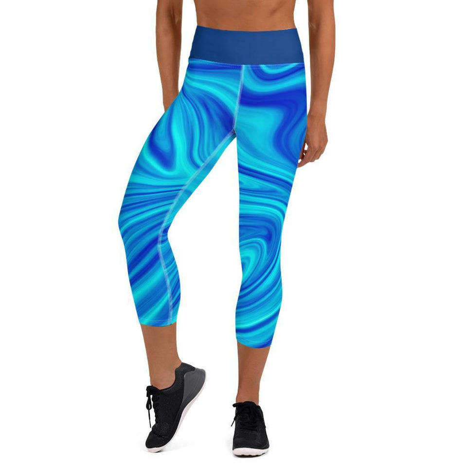 Liquid - Leggings - SecondSkin Store