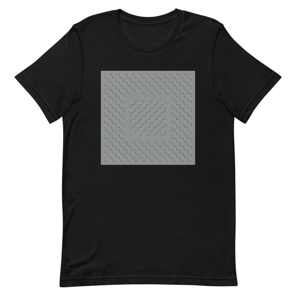 Optical Illusion T-Shirt sk4 - SecondSkin Store