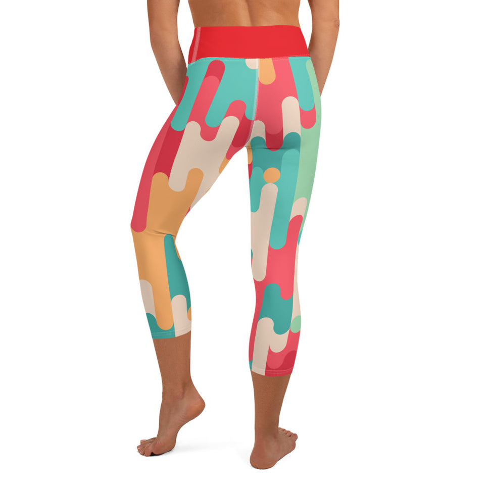 MeltingColors -  Leggings - SecondSkin Store