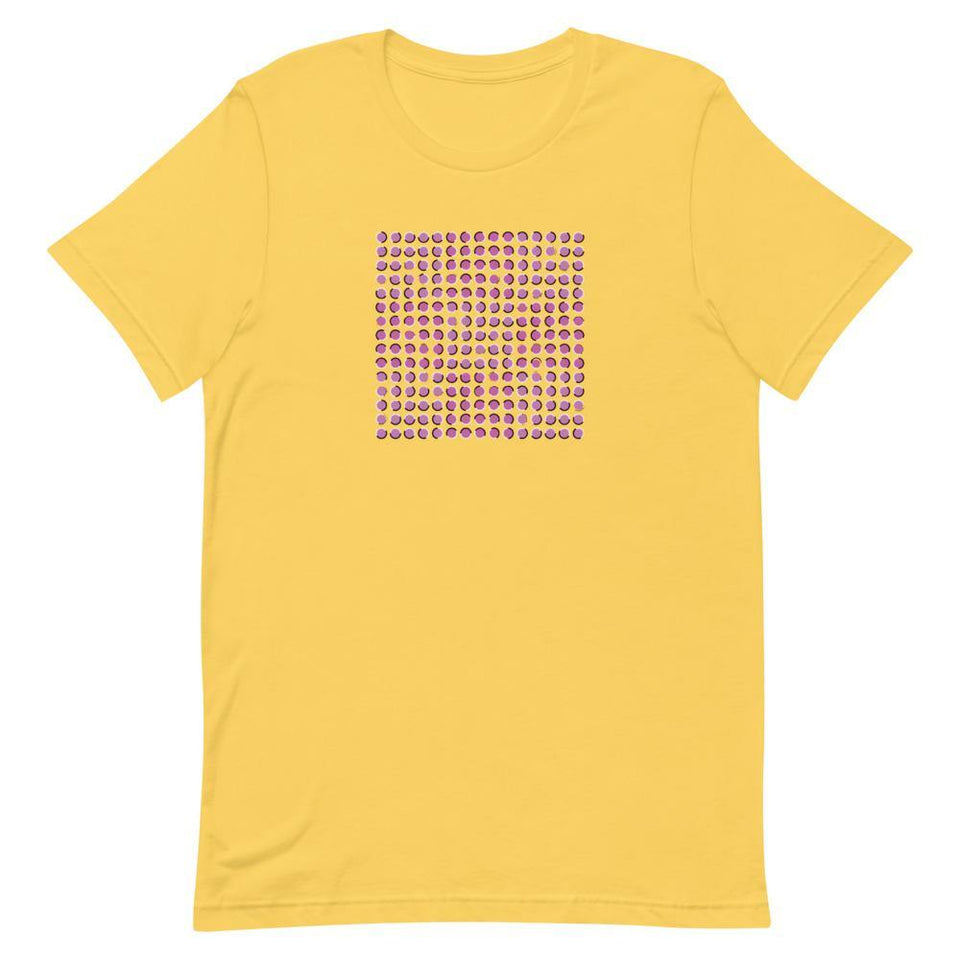 Optical Illusion T-Shirt sk1 - SecondSkin Store