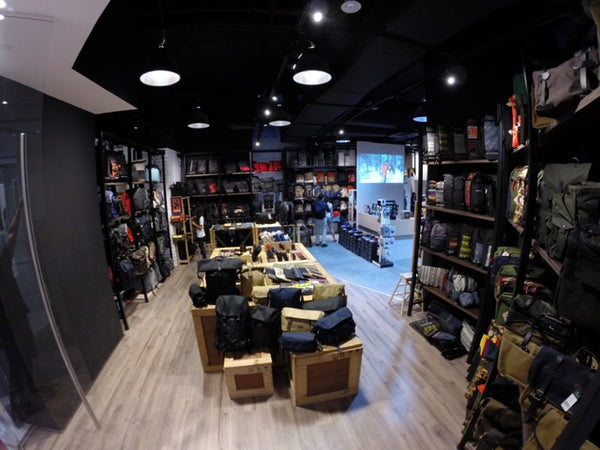 57c816e602 The Bag Creature Singapore. So cool to see the bags in the new bag creature  shop in Singapore!