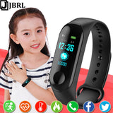 Watch Children Watches Kids For Girls Boys Wrist Watch Electronic LED Sport Wristwatch Child Clock With Gifts