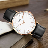 CIVO Top Brand Simple Ultra Thin Mens Watches Relogio Masculino Waterproof Analogue Quartz Wrist Watch For Men Horloges Mannen