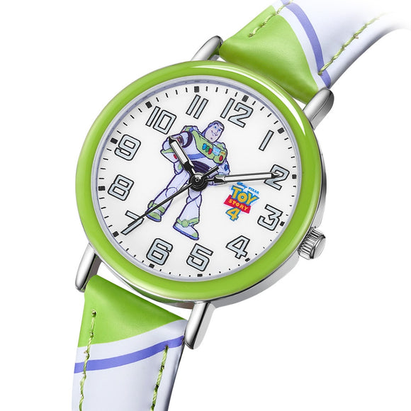 Disney brand children wristwatches quartz leather waterproof Cartoon Toy Story boy girl watches