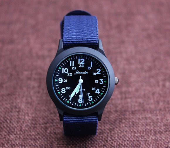 watch promotion kids Luminous pointer quartz watch girls casual watch