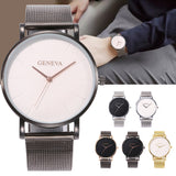 Top Brand Luxury quartz-watch men Casual Black Quartz Watch stainless steel clock male Relogio Man Watches reloj montre homme