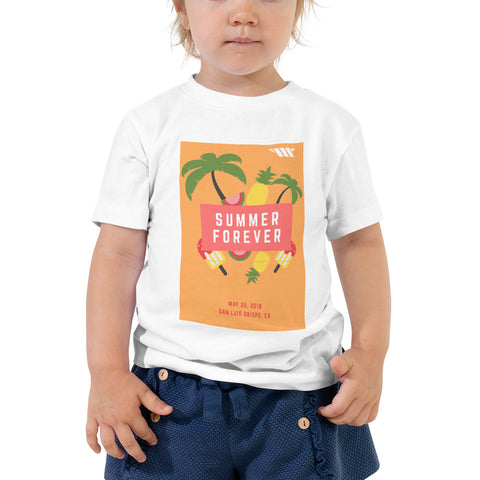 Camiseta niño SUMMER
