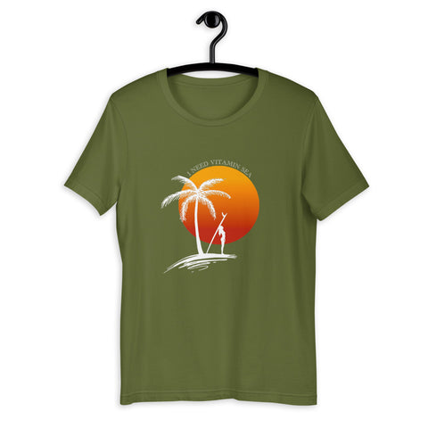 Camiseta Sunset