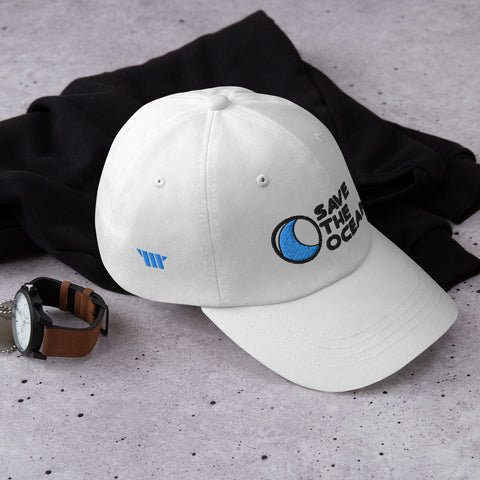 Gorra Save Oceans