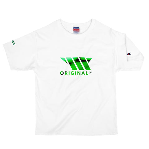 Camiseta Champion Original Green