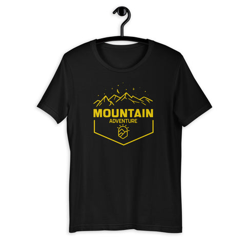 Camiseta unisex Mountain