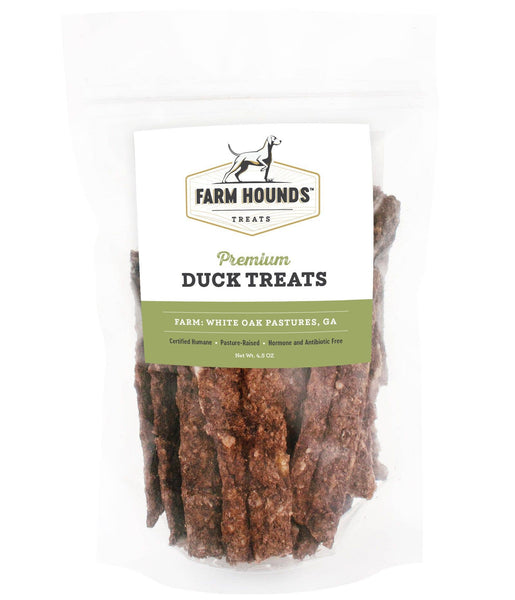 Duck Dehydrated Dog Treats