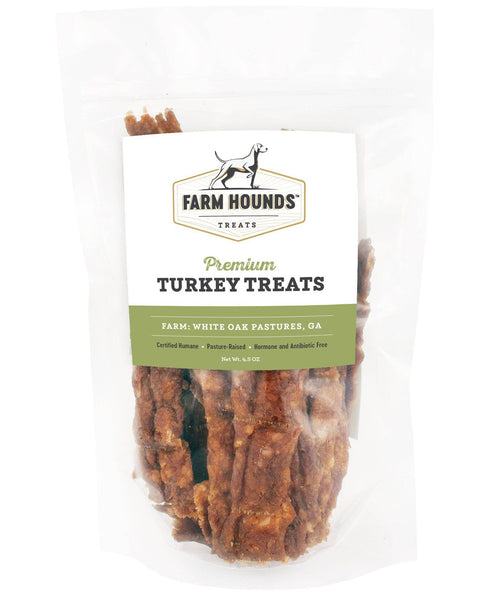 Turkey Dehydrated Dog Treats