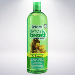 Fresh Breath Water Additive For Dogs & Cats - Lola & Penelope's