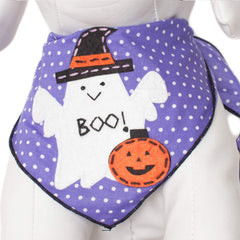 Halloween Ghost Dog Bandana