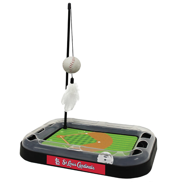 St. Louis Cardinals Cat Scratcher Toy
