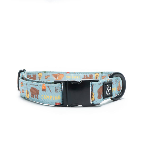 Road Trippin' Dog Collar & Matching Lead Available