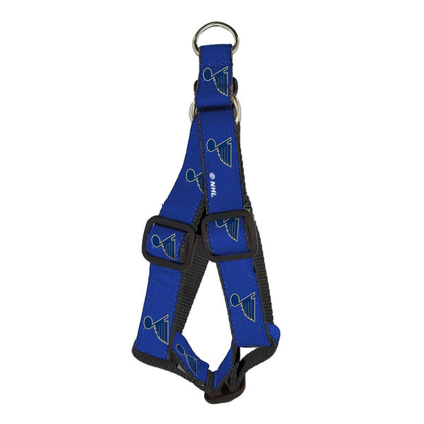 St. Louis Blues Dog Harness