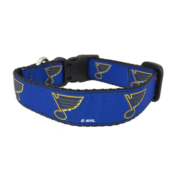 St. Louis Blues Dog Collar