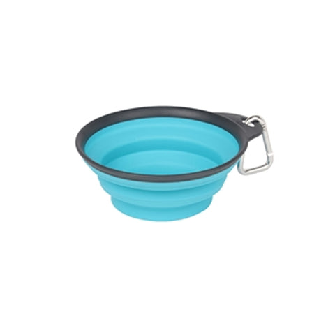 Travel Collapsible Cat & Dog Food Bowl