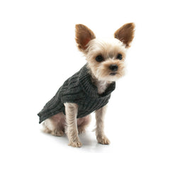 Basic Turtleneck Dog Sweater