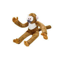 Albert the Monkey Plush Dog Toy