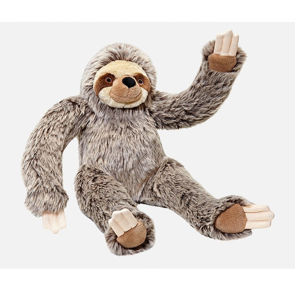 Tico The Sloth Plush Dog Toy
