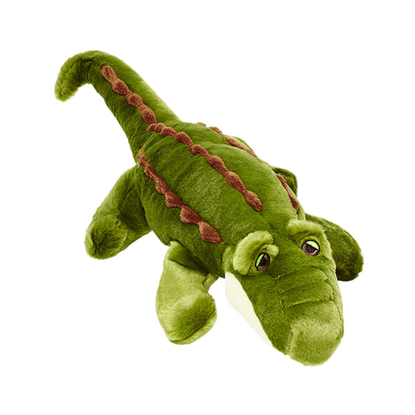 Big Daddy Gator Plush Dog Toy