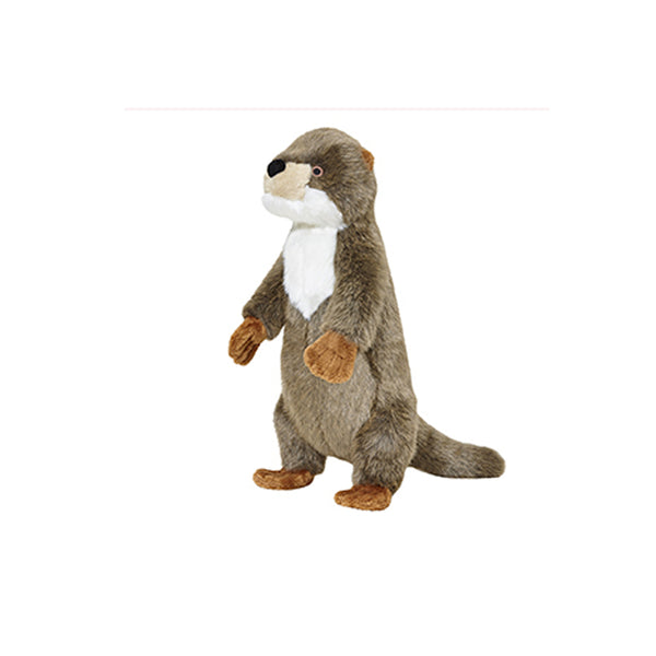 Harry the Otter Plush Dog Toy