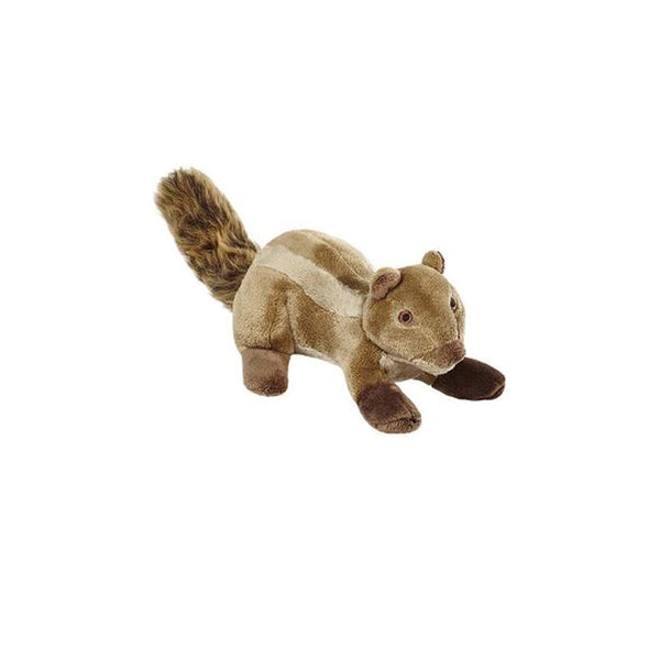 Peanut The Chipmunk Plush Dog Toy