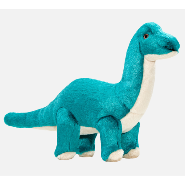 Ross The Brachiosaurus Plush Dog Toy
