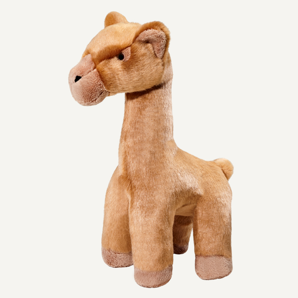 Tina The Alpaca Plush Dog Toy