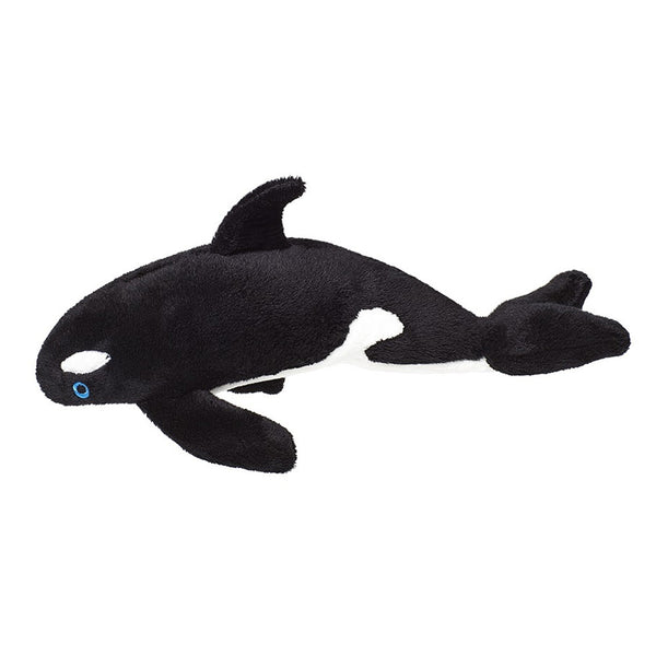 Willie the Orca Plush Dog Toy