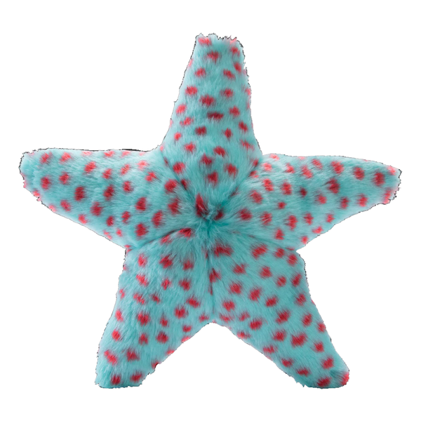 Ally the Starfish Plush Dog Toy