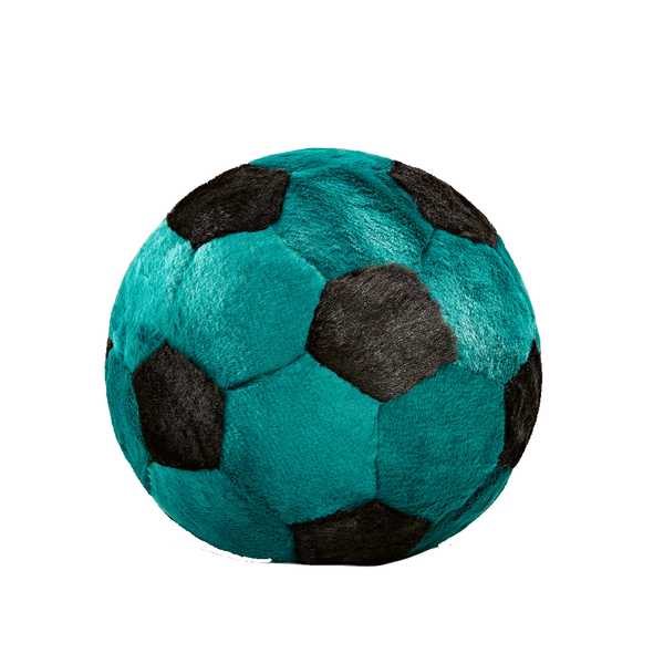 Soccer ball Plush Dog Toy