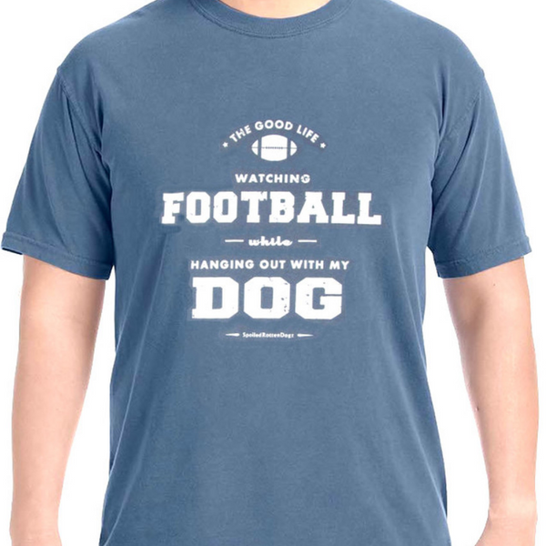 Football with my Dog T-Shirt