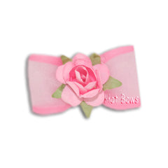 Small No Slip Dog Hair Bows