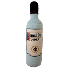 Kennel One Vodka Plush Dog Toy