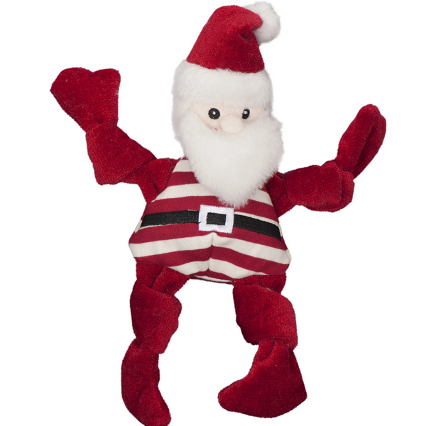 Holiday Knotties Candy Stripe Santa
