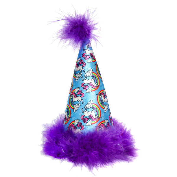 Magic Unicorn Party Hat