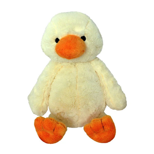 Duck Squeaky Plush Dog Toy