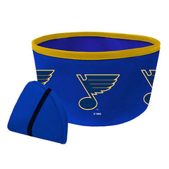 St. Louis Blues Collapsible Bowl